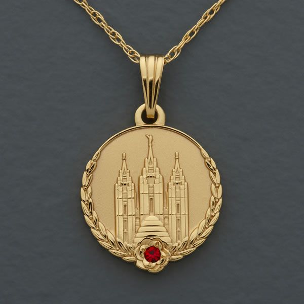 Young Womanhood Recognition Medallion - a beautiful pendant for - church program