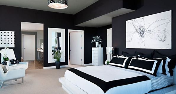 Modern Bedroom Designs For Small Rooms Captivating Awesome Interior Black And White Bedroom Ideas For Small Rooms Inspiration Design