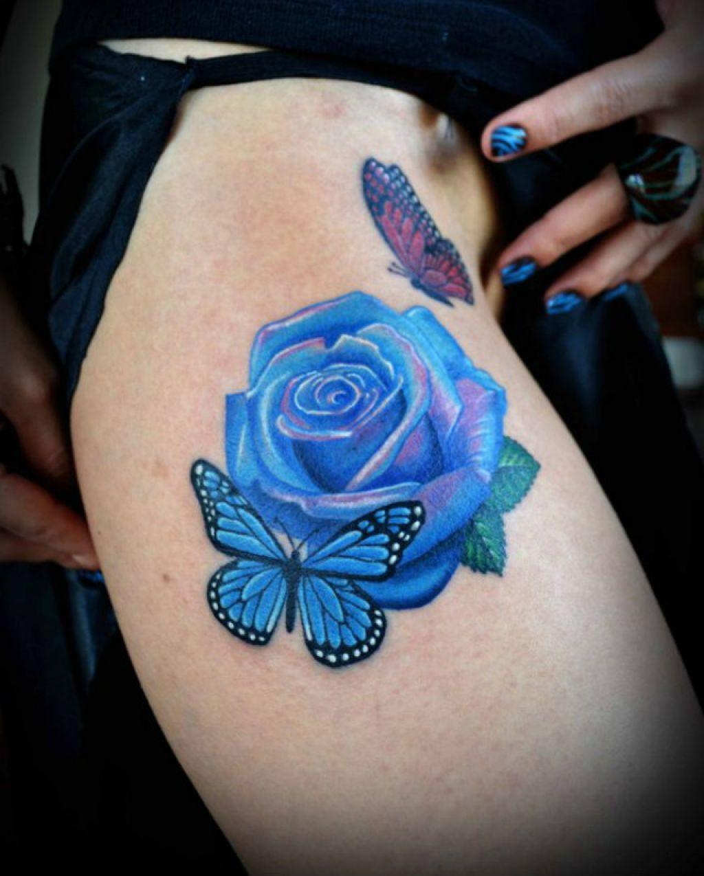 Butterfly Tattoos Designs On Hip – Body Tattoo Art | Tattoos