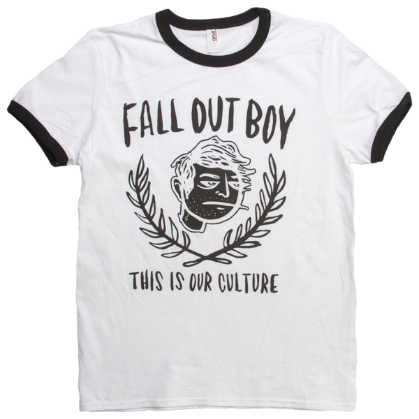 """Fall Out Boy - """"This Is Our Culture"""" Tee"""