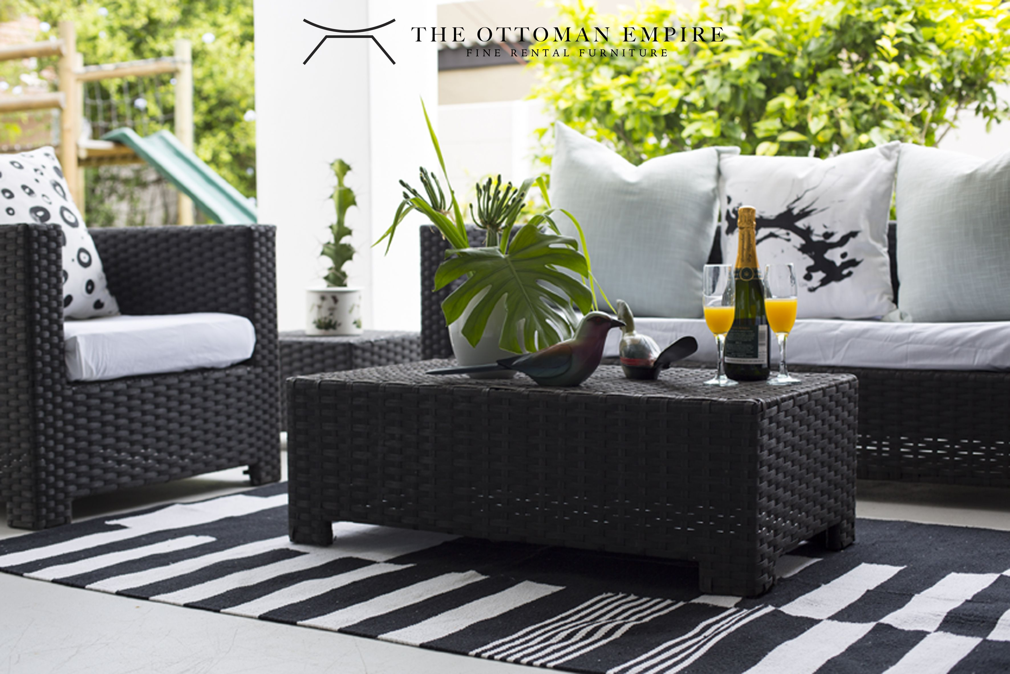 Bali outdoor furniture | Styled Shoot October | Pinterest