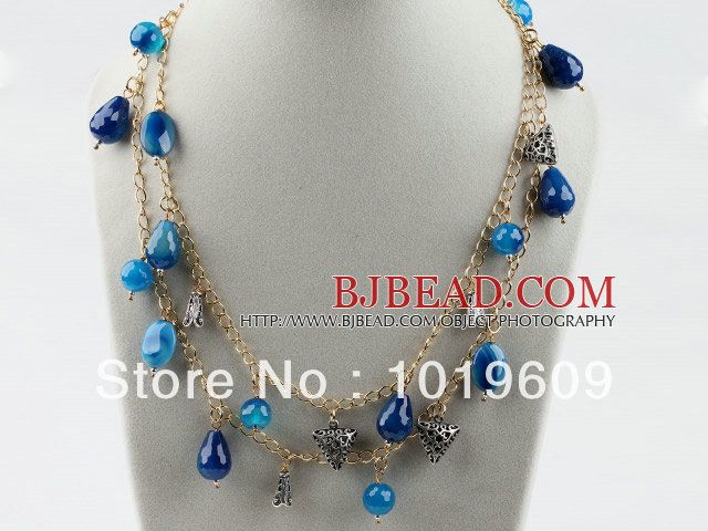 Aliexpress.com : Buy Free Shipping simple design phoenix stone necklace with extendable chain from Reliable Chain Necklaces suppliers on Bjb...