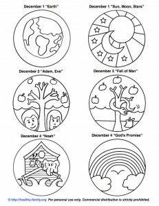 Image result for jesse tree ornaments jesus storybook