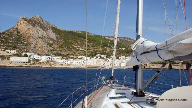 Egadi in barca a vela: il diario di bordo di Max Pt.2 #Egadi #barcaavela #egadiinbarcaavela #diariodibordo