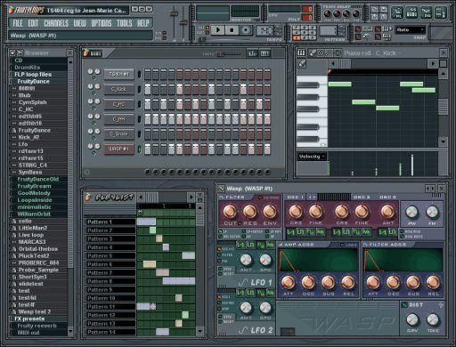 fruity loops download for windows xp