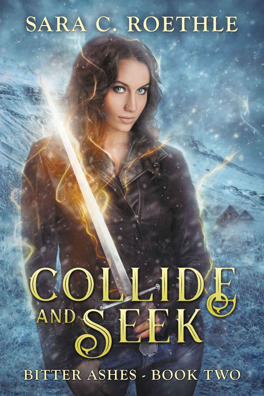 Amazon: Collide And Seek (bitter Ashes Book 2) Ebook: Sara