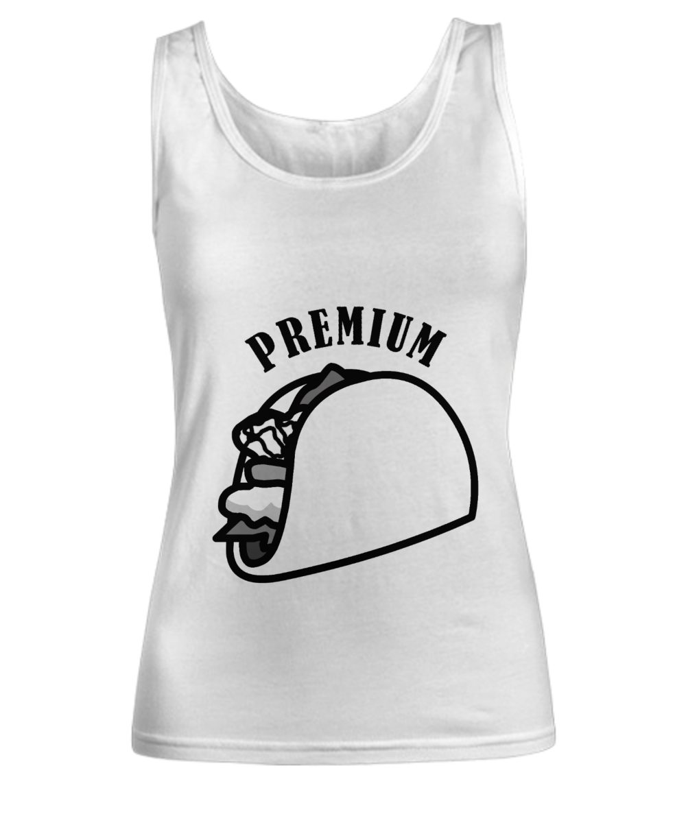 Premium Taco Women's Tank