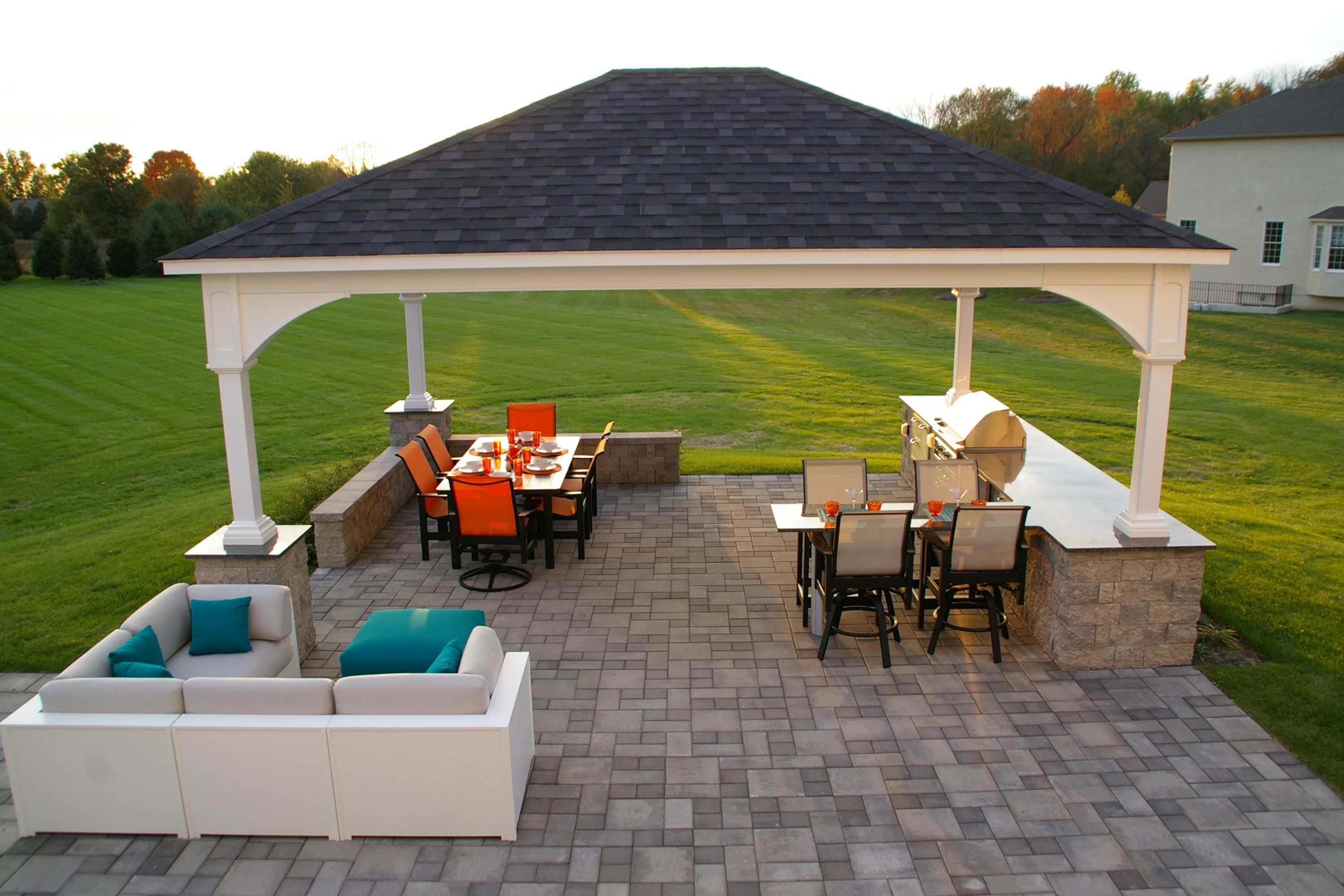 patio on backyard best ideas of beautiful budget a design outdoor bud
