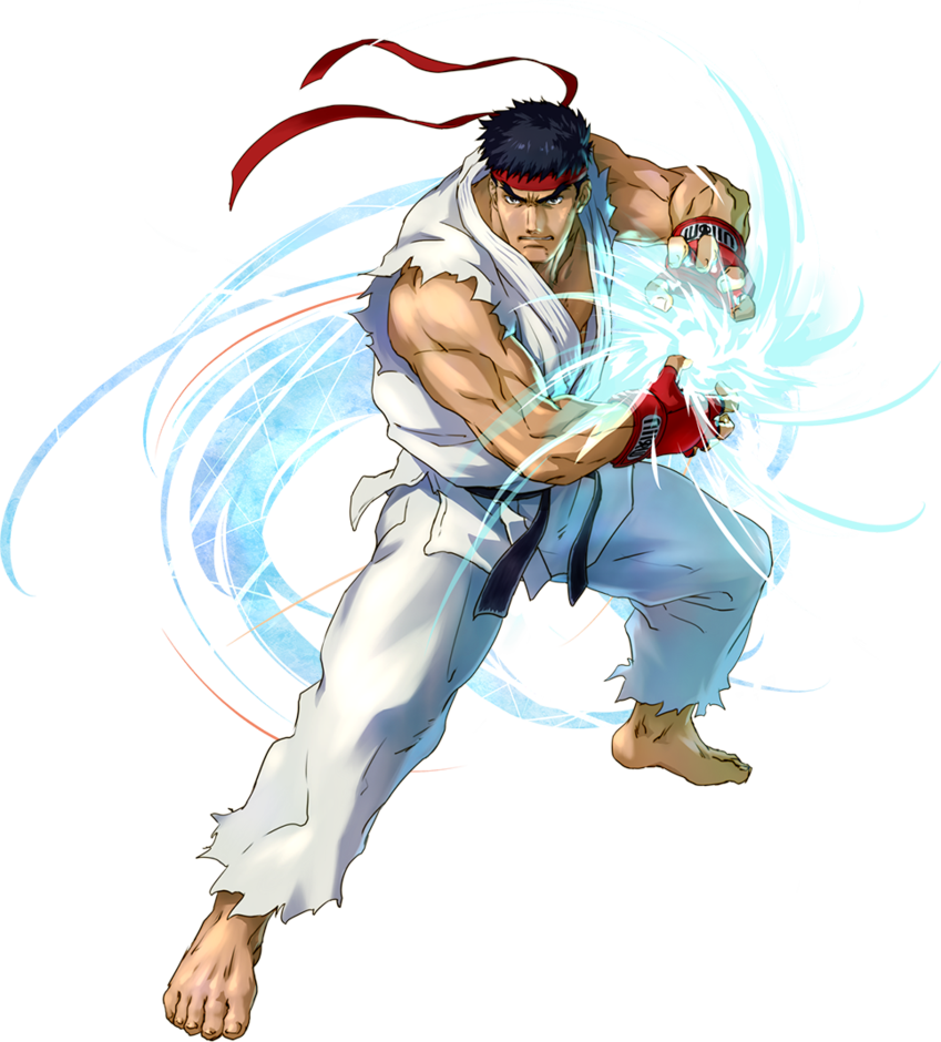 Ryu Hoshi Project X Zone By Zeref Ftx On Deviantart Street Fighter Characters Ryu Street Fighter Street Fighter Art