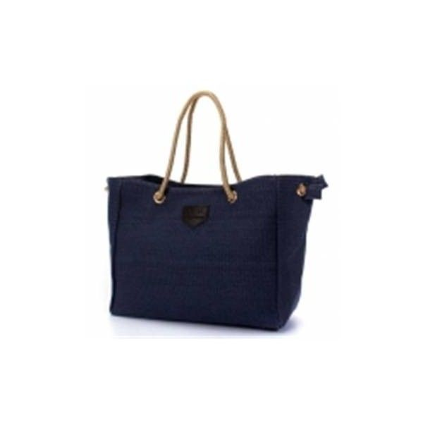 Women Casual Canvas Shopping Bag Tote Messenger Handbag (365 MKD) ❤ liked on Polyvore featuring bags, handbags, tote bags, messenger bag, blue messenger bag, canvas bag, blue bag and canvas messenger bag