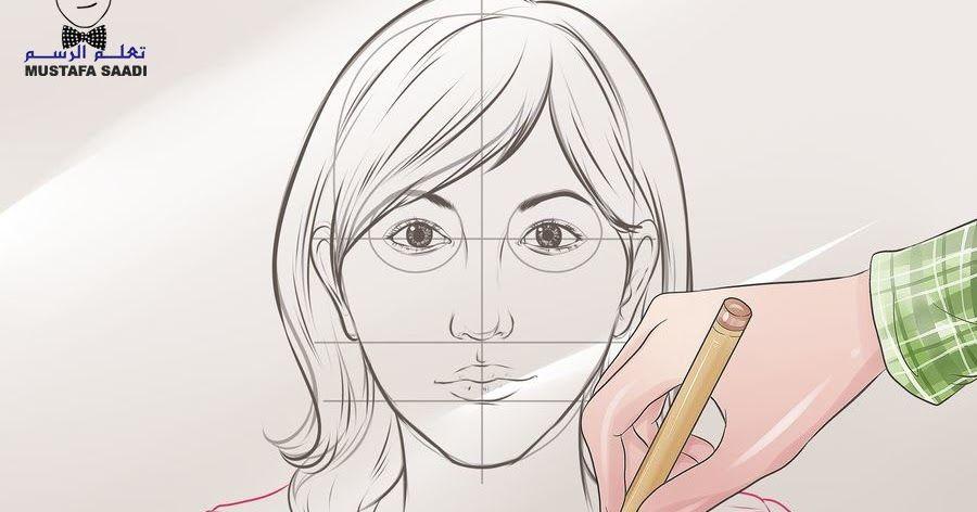 تعلم رسم البورتريه اعزائي متابعين موقع تعلم الرسم موضوعنا اليوم عن رسم البورتريه بالصور خطوة بخطوة البورتريه هو جزء أساسي من تشر Blog Posts Blog Anime