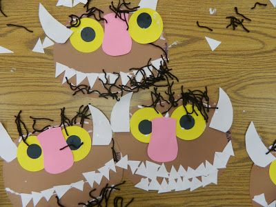73 Book Where The Wild Things Are Ideas Wild Book Activities Wild Things Party