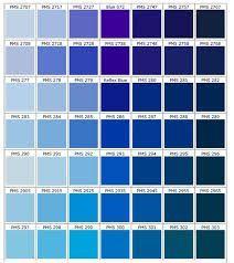 Resultado De Imagem Para Azul Cobalto Pantone Paleta De Azul Tipos De Azules Gama De Colores Azules