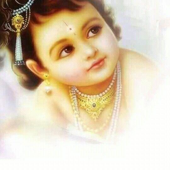 Krish Bal Krishna Krishna Baby Krishna