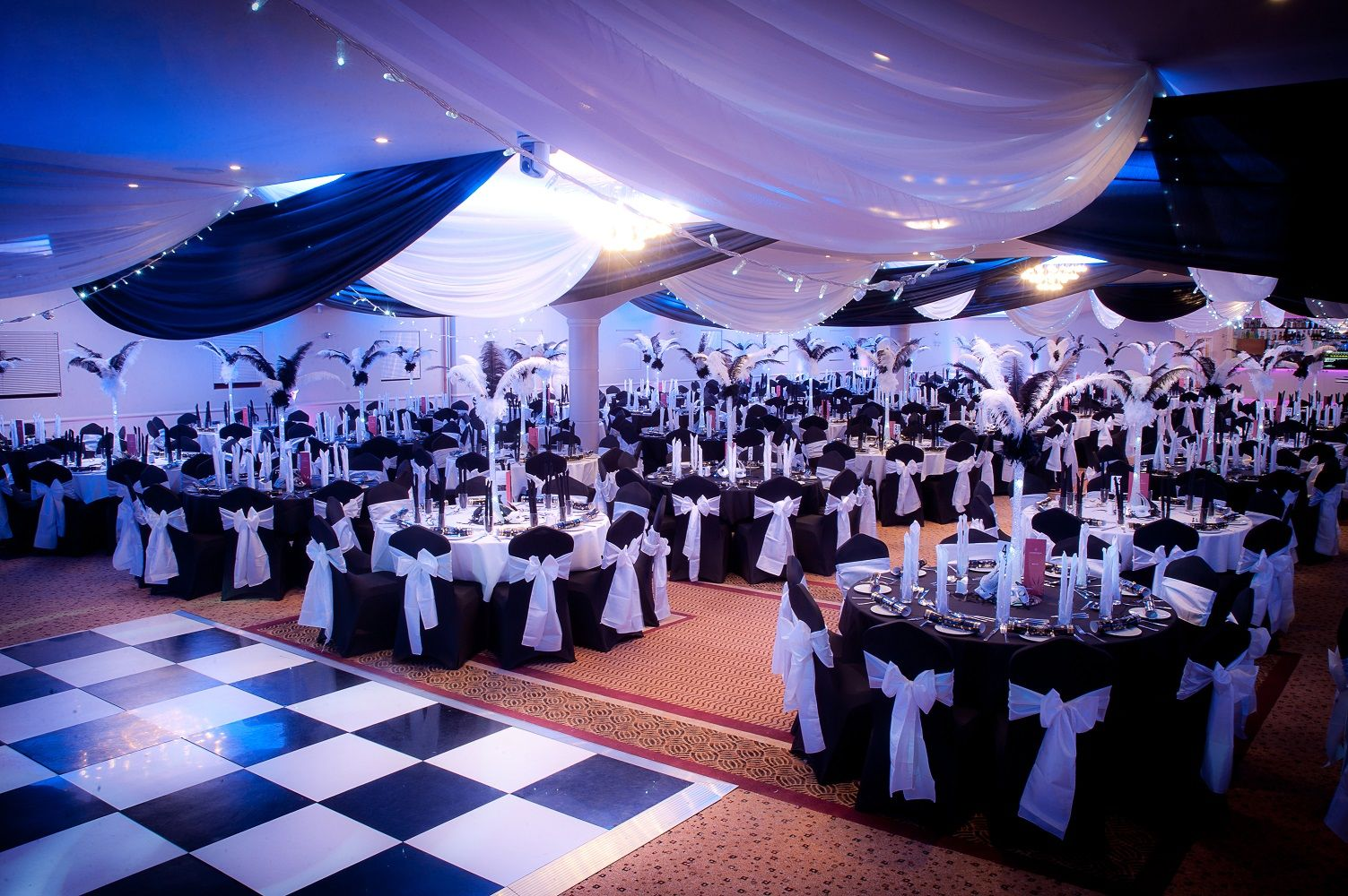 Black And White Party Decor Google Search Birthday