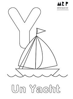 French Alphabet Coloring Pages Mr Printables Alphabet Coloring Pages French Alphabet Alphabet Coloring