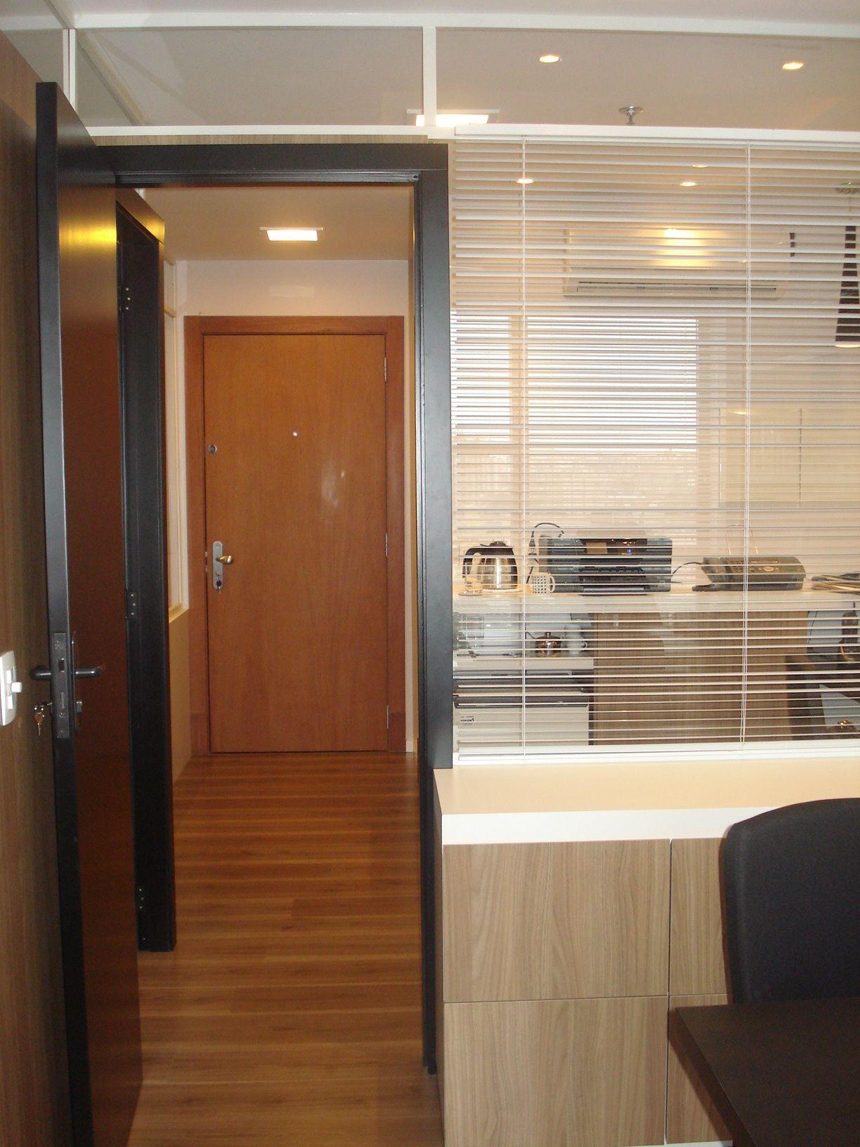 Escritório de Advocacia. POA/Brasil. @Desigual Arquitetura Criativa