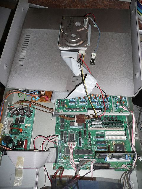 Installing a SCSI hard drive in.... You lost your date'a? Check our website!