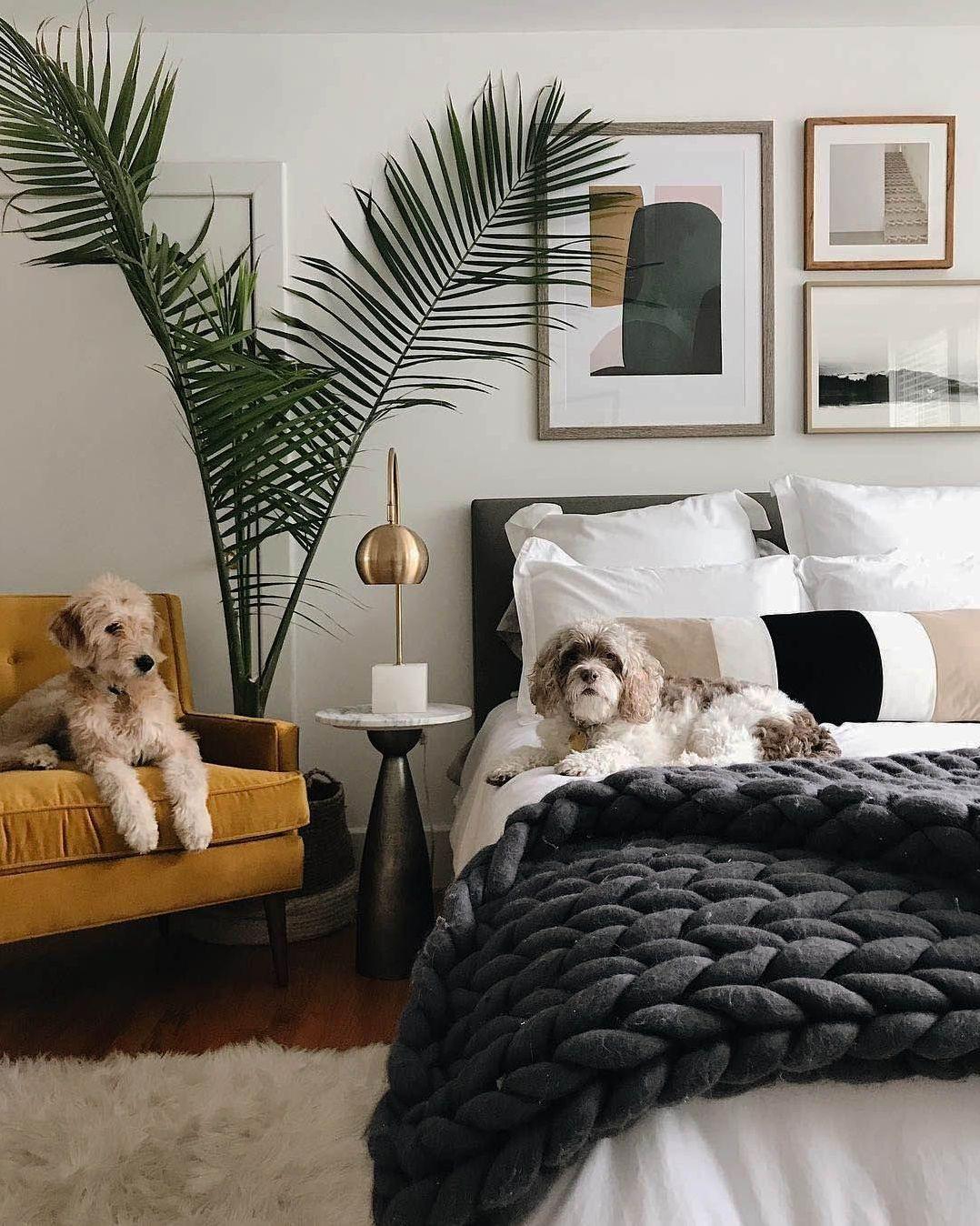 7 Perfect Mid-Century Modern Bedroom - futurian