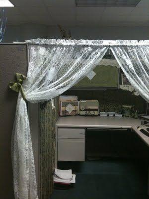 cubicle decor office
