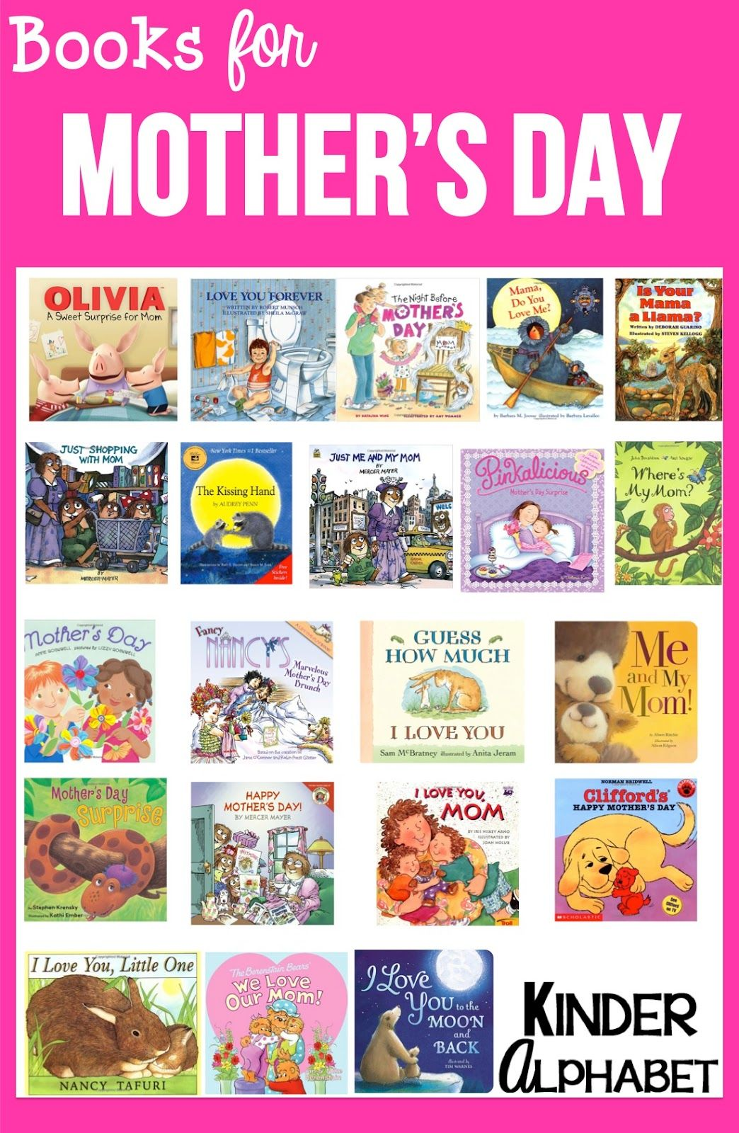21 books for mothers day mothers day book mothers day