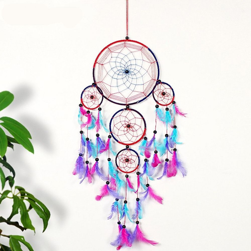 - Big Colorful Dream Catcher - 50% Off + Free Shipping (With Images