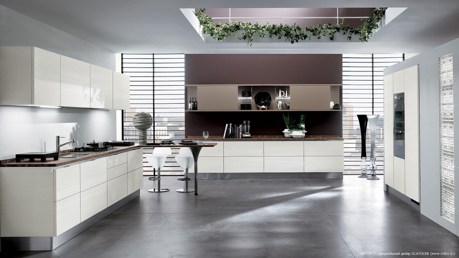 Kitchen Style Great Tips To Create High Tech Kitchen Style Ideas For The House