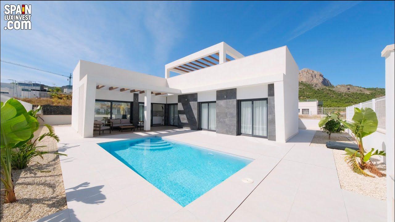 недорогой дом в испании