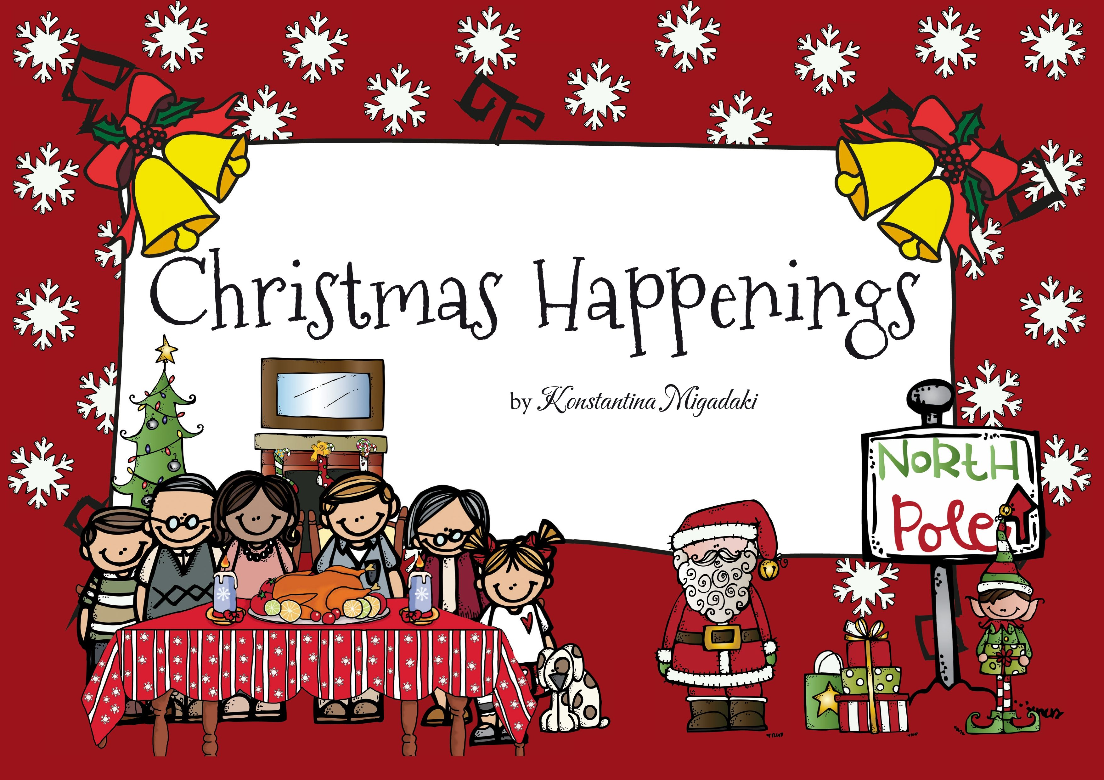 Christmas Traditions Social Stu S For Pre K And