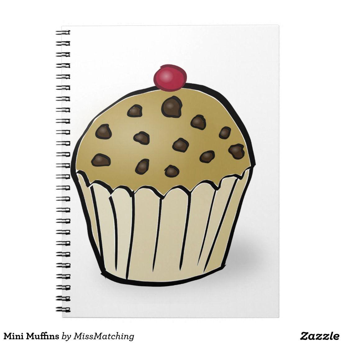 Mini muffins notebook mini muffins mini