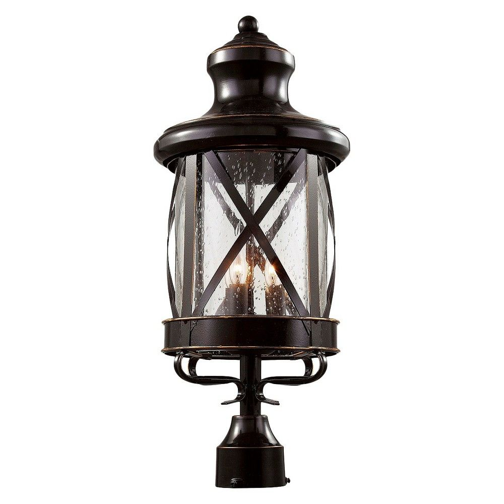 Tennessee outdoor wall light in bronze bronze brown products