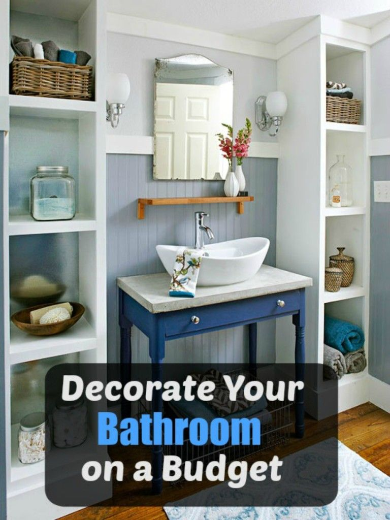 The Absolute Easiest And Est Way To Decorate Your Bathroom