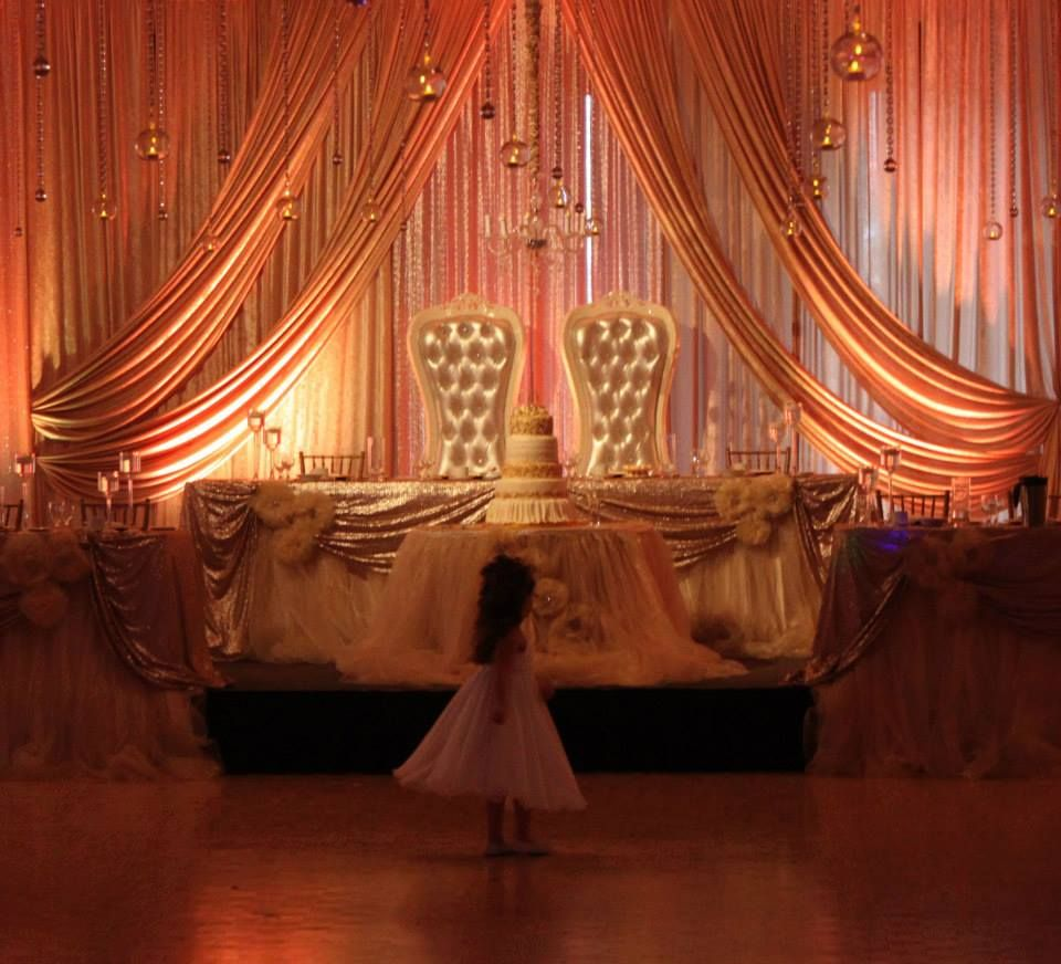 Decor By Allure Events Wow Wedding Tables In 2019