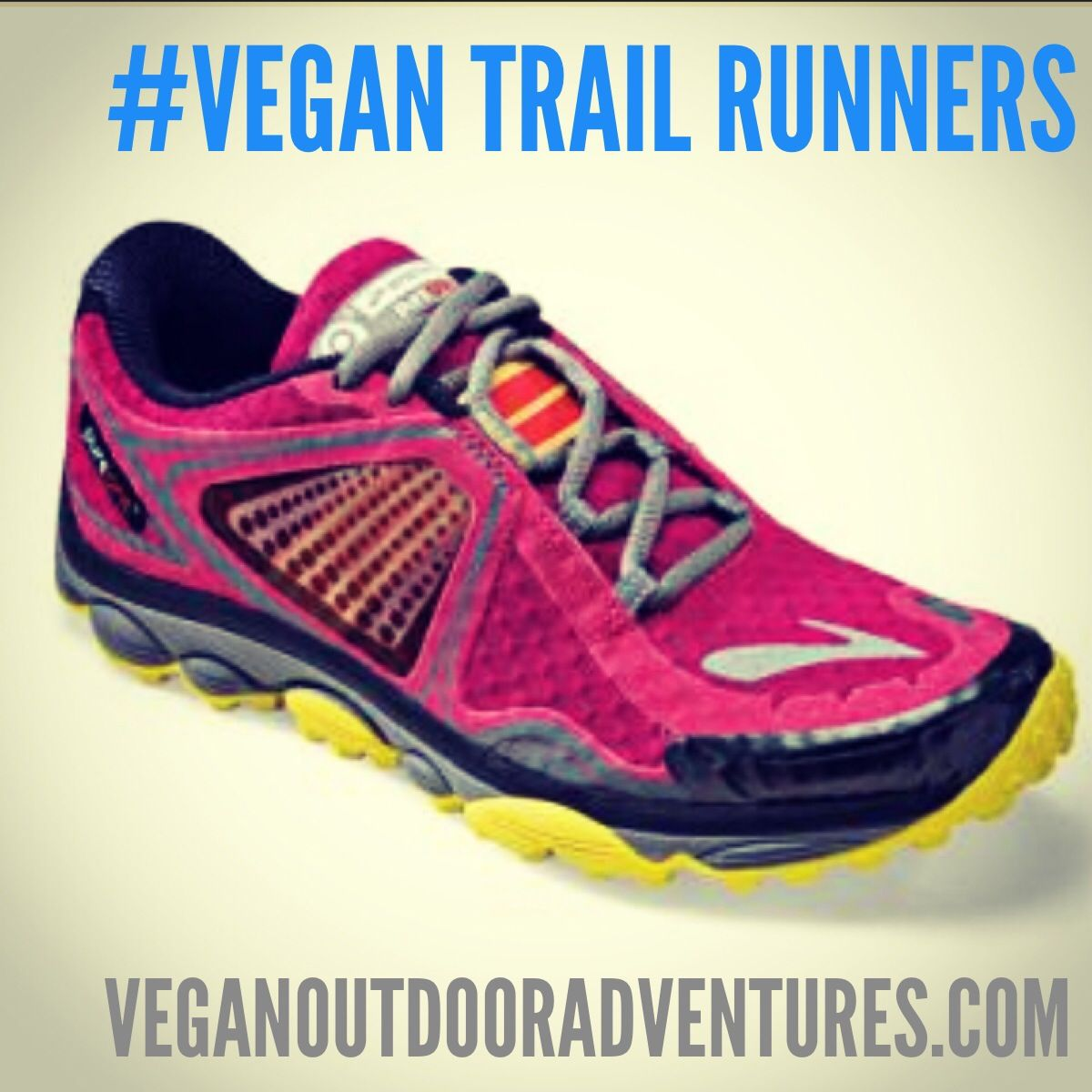 20+ completely synthetic trail running shoes. See the full list here: http://www.veganoutdooradventures.com/vegan-trail-runners/ #vegan #running #vegangear #veganoutdooradventures