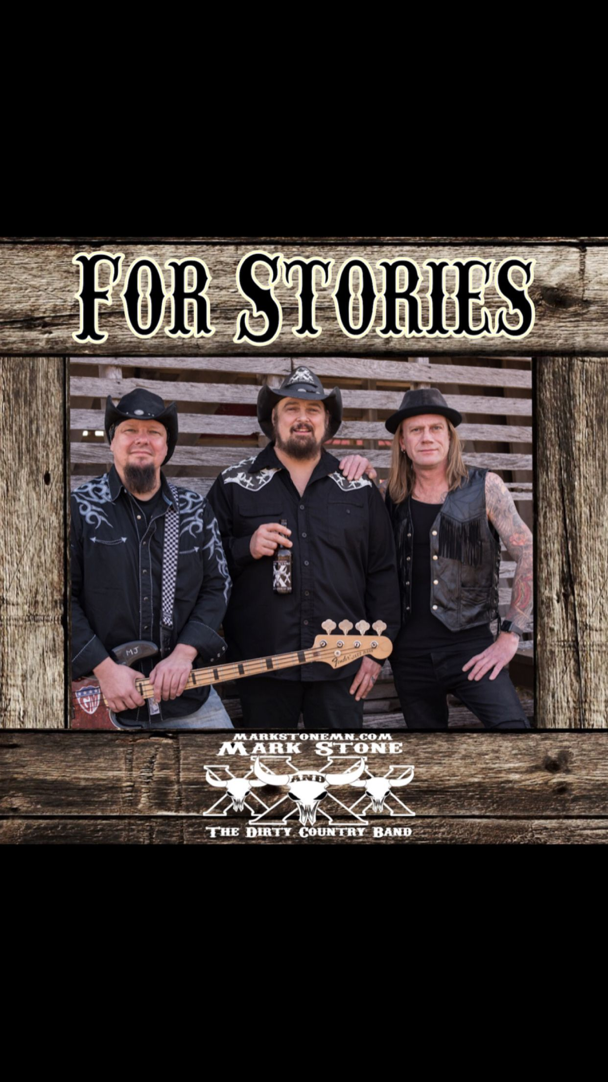 Pin by LaGrunge Music on For Stories Country bands
