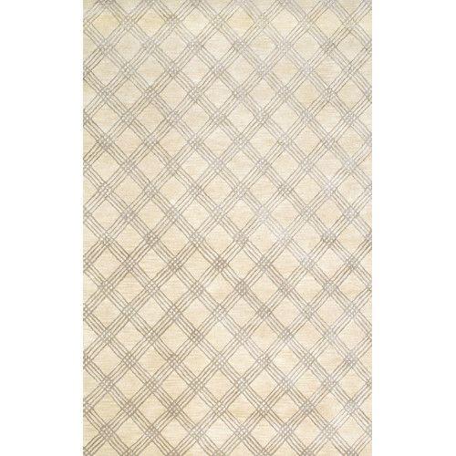 Bashian Rugs Norwalk Ivory Geometric Area Rug I & Reviews   Wayfair