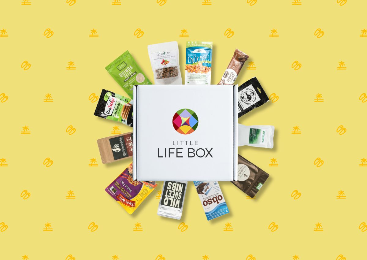 Healthy Lifestyle Box