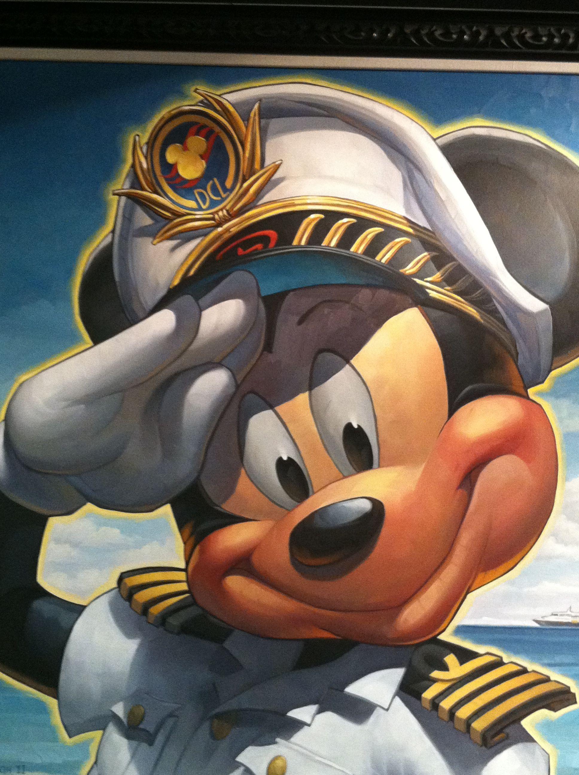 Disney Dream Art Disneyland