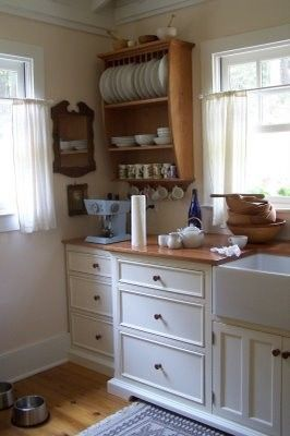 unfitted kitchen design. Vintage Unfitted Kitchen Design  Cutting Boards And Cabinets
