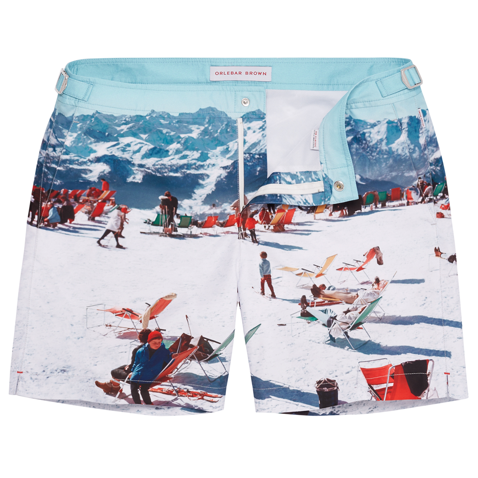 c7f3c95a2 Orlebar Brown Bulldog Mid-Length Swim Shorts   [shorts]   Bermudas ...