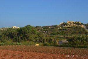 Farmland near Dahlet Qorrot #Gozo