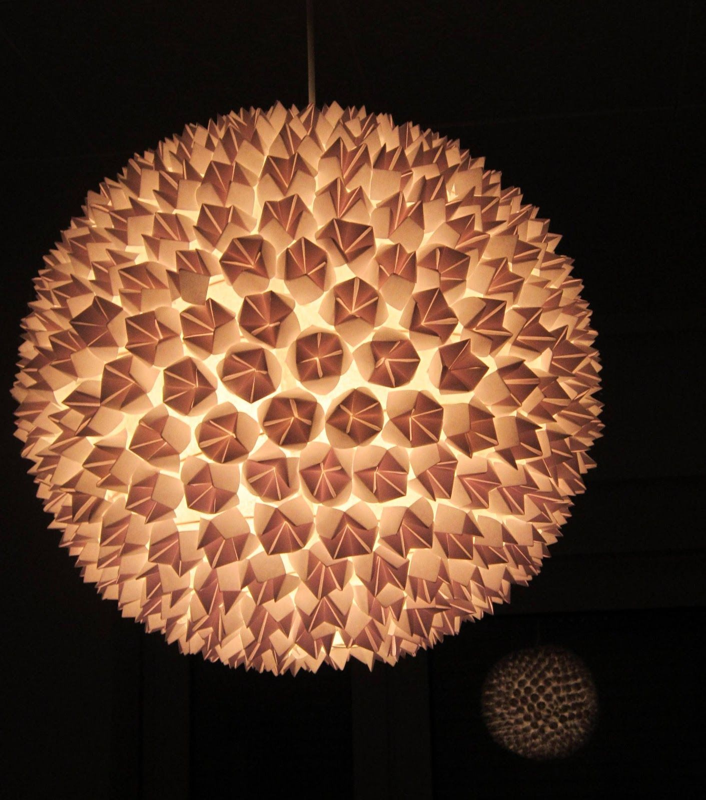 regolit pendant lamp shade instructions