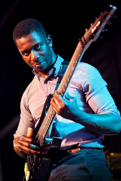 Tosin Abasi Animals As Leaders Guitarist Play That Funky Music Tosin Abasi Music Genres