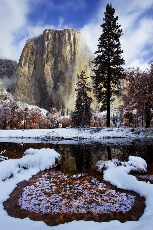 Vistas deslumbrantes: Inverno