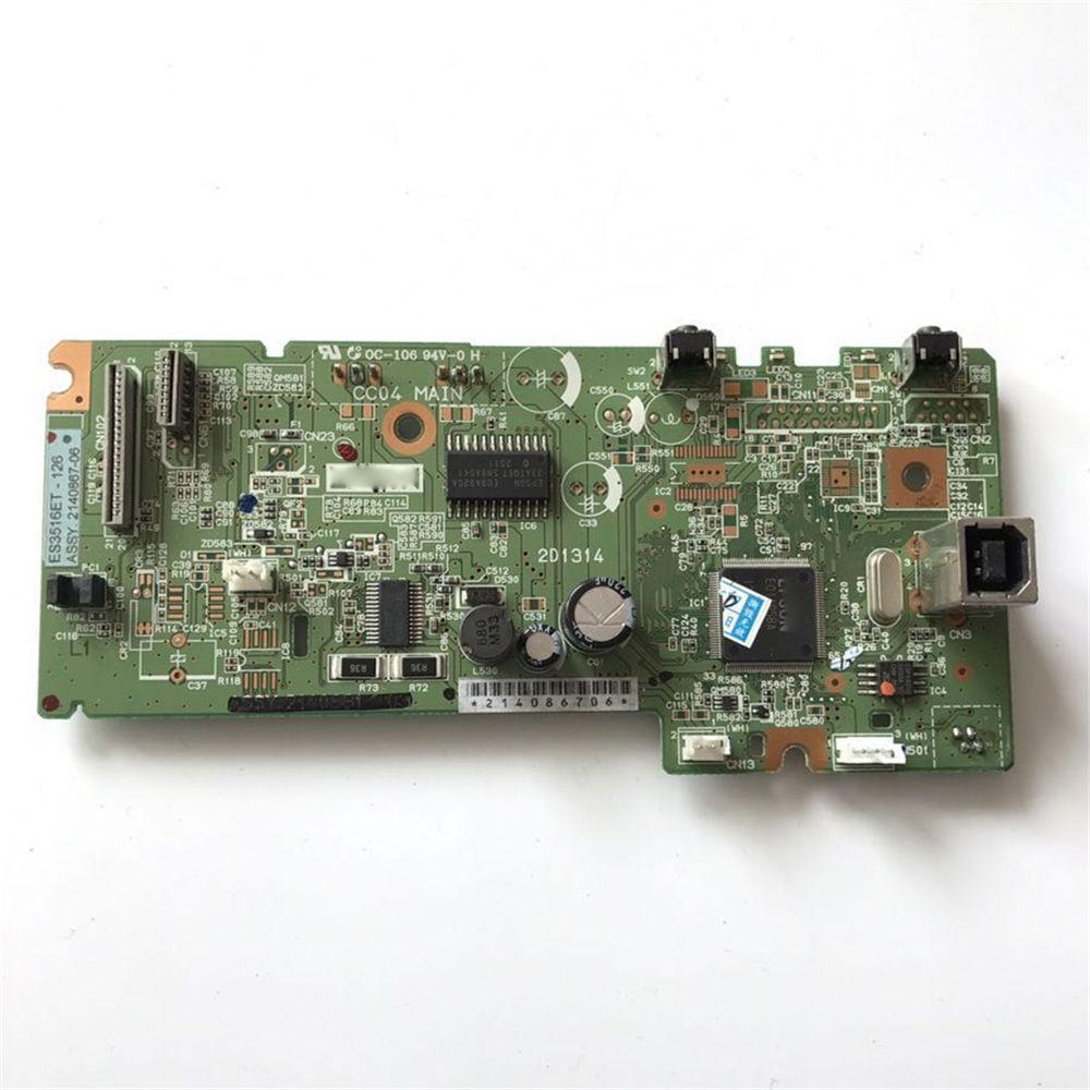 Original Main Board Motherboard For Epson L111 L301 L303 L300 L110 Head Canon Ix6560 Printer Interface