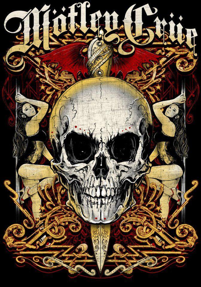 Mötley Crüe Bandas de rock, Maiores bandas de rock, Rock