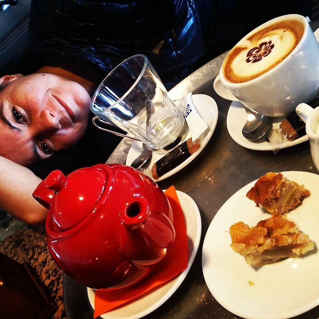 Un #tea un #cafe en #mojacar. #loveblu  www.heladeria.org