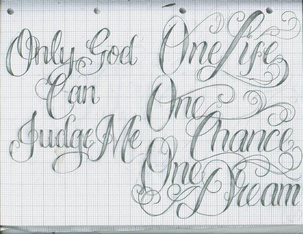 Tattoo Fonts - Tattoo Font Generator   New tattoos <3   Pinterest ...
