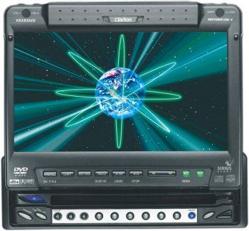 """Clarion ProAudio VRX935VD DVD/CD/MP3 Receiver with 7"""" Color LCD Monitor Clarion,http://www.amazon.com/dp/B0006VHLNW/ref=cm_sw_r_pi_dp_RJSFtb1N8P0V5HJ0"""