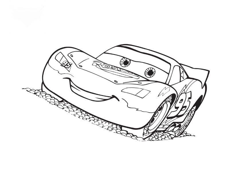 cars 2 ausmalbilder